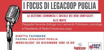 I Focus di Legacoop Puglia 30 12